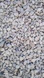 Πολύς λίγος βράχος στο έδαφος Στοκ εικόνα με δικαίωμα ελεύθερης χρήσης