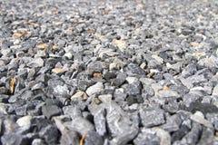 Πολύς γρανίτης στο πάτωμα κατά τη διάρκεια της ημέρας Στοκ Εικόνες