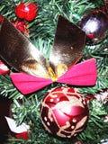 Πολύχρωμα παιχνίδια Χριστουγέννων Στοκ Εικόνα