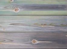 Πολύχρωμη ξύλινη σύσταση Στοκ Εικόνες