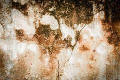 Πολύ ακατάστατος συμπαγής τοίχος Στοκ φωτογραφία με δικαίωμα ελεύθερης χρήσης