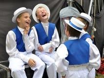 Πολύ αστείο boys_3 Στοκ Φωτογραφία