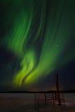 Πράσινα κύματα 2 Στοκ φωτογραφία με δικαίωμα ελεύθερης χρήσης