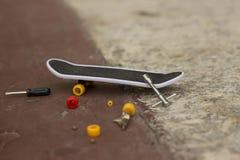 Πολύ μικρό skateboard στοκ φωτογραφία με δικαίωμα ελεύθερης χρήσης