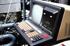 Πολύ παλαιός υπολογιστής Στοκ φωτογραφία με δικαίωμα ελεύθερης χρήσης