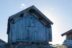 Πολύ παλαιό boathouse Στοκ εικόνες με δικαίωμα ελεύθερης χρήσης