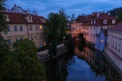 Πράγα, Δημοκρατία της Τσεχίας στοκ φωτογραφία με δικαίωμα ελεύθερης χρήσης
