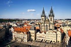Πράγα, Δημοκρατία της Τσεχίας Στοκ Εικόνα