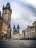 Πράγα, Δημοκρατία της Τσεχίας Στοκ εικόνες με δικαίωμα ελεύθερης χρήσης