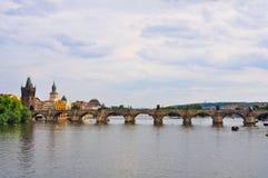 Πράγα, Δημοκρατία της Τσεχίας Στοκ Φωτογραφία