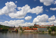 Πράγα - κάστρο 02 Στοκ Φωτογραφία