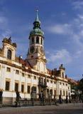 Πράγα - το Loretto Loreta Στοκ φωτογραφίες με δικαίωμα ελεύθερης χρήσης