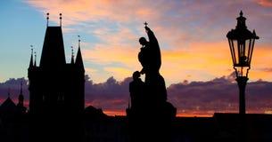 Πράγα Στοκ εικόνες με δικαίωμα ελεύθερης χρήσης