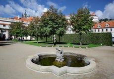 Πράγα-Valdstejn κήπος 05 Στοκ φωτογραφία με δικαίωμα ελεύθερης χρήσης
