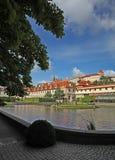 Πράγα-Valdstejn κήπος 04 Στοκ Εικόνες