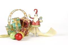 πράγματα Χριστουγέννων Στοκ Εικόνες