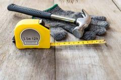 Πράγμα τρία για τον ξυλουργό Στοκ εικόνες με δικαίωμα ελεύθερης χρήσης