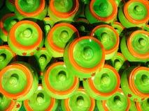 πράσινα βάζα στοκ φωτογραφίες με δικαίωμα ελεύθερης χρήσης