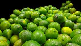 πράσινα λεμόνια Στοκ Φωτογραφίες