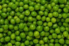 πράσινα μπιζέλια Στοκ φωτογραφίες με δικαίωμα ελεύθερης χρήσης