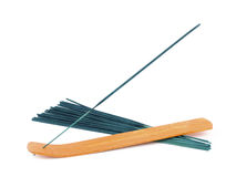πράσινα incenses Στοκ φωτογραφία με δικαίωμα ελεύθερης χρήσης