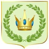 πράσινα laurels Στοκ Εικόνες