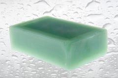 πράσινα scented σαπούνια Στοκ Φωτογραφίες