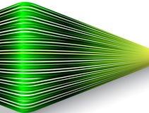 Πράσινες Γραμμές Στοκ Φωτογραφίες