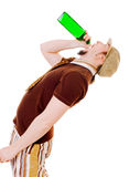 πράσινες νεολαίες ατόμων  στοκ φωτογραφία με δικαίωμα ελεύθερης χρήσης