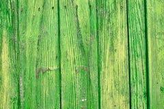 Πράσινες σανίδες Στοκ Φωτογραφία