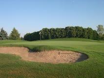 πράσινη άμμος Στοκ φωτογραφία με δικαίωμα ελεύθερης χρήσης
