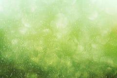 πράσινη άνοιξη ανασκόπησης Στοκ Εικόνες