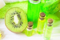 Πράσινη έννοια Aromatherapy Στοκ Φωτογραφία