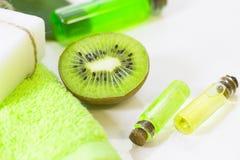 Πράσινη έννοια Aromatherapy Στοκ φωτογραφίες με δικαίωμα ελεύθερης χρήσης