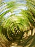 Πράσινη δίνη Στοκ φωτογραφίες με δικαίωμα ελεύθερης χρήσης