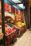Πράσινη αγορά στη Βουδαπέστη Στοκ Εικόνες