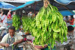πράσινη αγορά phuket Ταϊλάνδη φασολιών Στοκ εικόνες με δικαίωμα ελεύθερης χρήσης