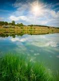 πράσινη ακτή Στοκ φωτογραφία με δικαίωμα ελεύθερης χρήσης