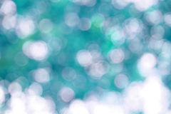Πράσινη ανασκόπηση bokeh Στοκ Εικόνες