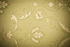 Πράσινη αφηρημένη ανασκόπηση λουλουδιών Στοκ Φωτογραφίες