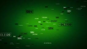 Πράσινη αύξηση συνδέσεων δικτύων διανυσματική απεικόνιση