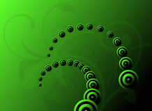 Πράσινη Γραμμή Στοκ Φωτογραφίες