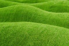 πράσινη κλίση χλόης Στοκ Εικόνες