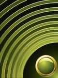 πράσινη κυμάτωση απεικόνιση αποθεμάτων