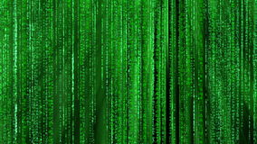 πράσινη μήτρα ανασκόπησης διανυσματική απεικόνιση