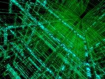 πράσινη μήτρα απεικόνιση αποθεμάτων