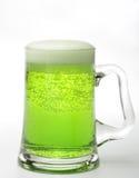 Πράσινη μπύρα Στοκ φωτογραφία με δικαίωμα ελεύθερης χρήσης