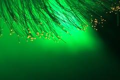 Πράσινη οπτική στοκ φωτογραφία με δικαίωμα ελεύθερης χρήσης