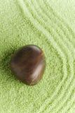 πράσινη πέτρα άμμου Στοκ Φωτογραφίες