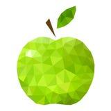 Πράσινη περίληψη της Apple Στοκ εικόνες με δικαίωμα ελεύθερης χρήσης